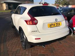 2014 certified used nissan juke used white pearl nissan juke for sale suffolk