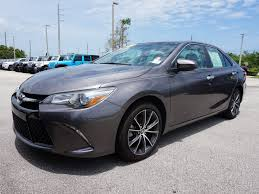 lexus for sale west palm beach used 2015 toyota camry xse for sale west palm beach fl vin