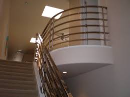 stair lowes balusters modern stair railings iron handrails