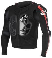 alpinestars motocross gear alpinestars bionic pro jacket revzilla