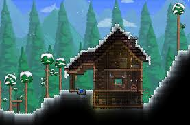 Terraria Maps 100 Starbound Houses Starbound Weekly Update 11 15