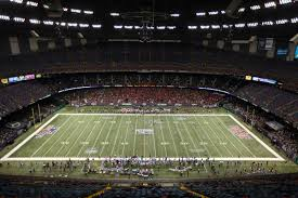 official byu lsu football game moved to new orleans u0027 superdome
