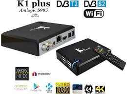 k1 plus android tv satmediaworld