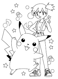 pokeman coloring pages u2013 barriee