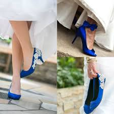 Wedding Shoes Ideas Cobalt Blue Royal Wedding Shoes Ideas U2013 Weddceremony Com
