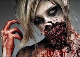 halloween spooky holiday creepy dark horror blood wallpaper at