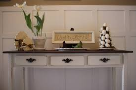 entry table ideas new ideas home entrance table with country home i built my