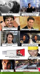 Tom Cruise Meme - tom cruise cocktail by voodoot meme center