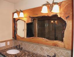 bathroom rustic mirrors magnificent bathrooms for 76 best images