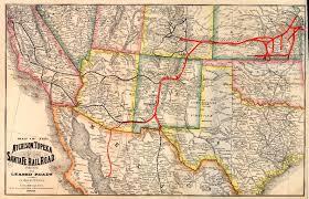 Union Pacific Railroad Map San Bernardino History U0026 Railroad Museum 1880 1899