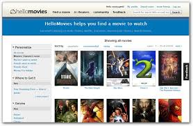 quickly find movies to watch at hello movies
