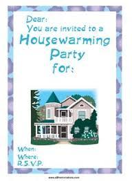 free housewarming party invitations all free invitations