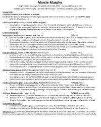 Study Abroad Resume Sample by Best 25 Marketing Resume Ideas On Pinterest Resume Resume