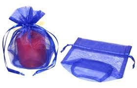 organza bag 4 x 7 bottom organza bag