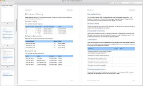business case template apple iwork pages and numbers