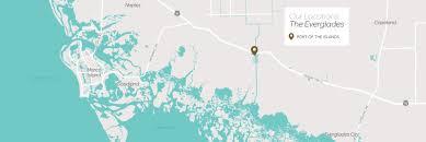 Florida Everglades Map by The Everglades Florida Sunstream Hotels U0026 Resorts