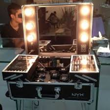 portable lighting for makeup artists professional cosmetic trolley with l makeup with
