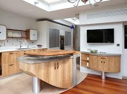 modern wood kitchen cabinets kitchen modern wooden retro meets corian kitchen cabinets