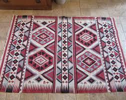 Wool Indian Rugs Native American Rug Etsy