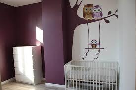 hibou chambre bébé decoration chambre bebe hibou visuel 7