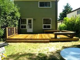 backyard small deck ideas u2013 unexpectedartglos me