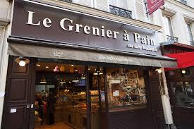 siege social boulanger magasins le grenier à une autre boulangerie
