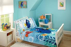 disney finding dory bubbles 4pc toddler bedding set ebay