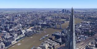 3d Maps Google Maps And Earth Get Detailed London 3d Imagery