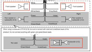 pioneer app radio wiring diagram pioneer appradio emergency brake