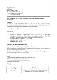 Hr Executive Resume Sample by Freshers Cv Format 100 Resume Format For Experienced Sample