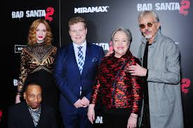 Seeking Cast Santa The Cast Of Bad Santa 2 Spiced Up The Carpet At The Nyc Premiere