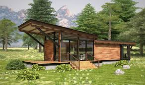 Prefabricated Tiny Homes by Wheelhaus