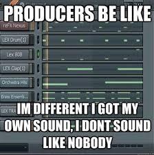 Music Producer Meme - soundoracle drums drumkits beats beatmaking oraclepacks