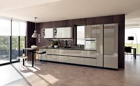 fitted kitchen liberamente scavolini line by scavolini design