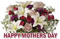 mothers day flowers s day clipart mothers day animations free