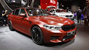m5 bmw motor bmw m5 shows its 600 hp v8 updated design in frankfurt