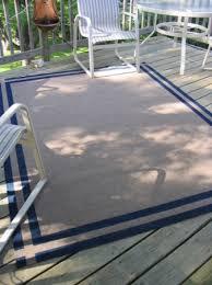 Diy Outdoor Rug Indoor Outdoor Rugs Trends 4 Diy Outdoor Rug Tutorialsdecorated