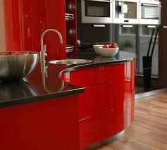 Ikea Red Kitchen Cabinets Red Kitchen Sink 10967