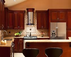 Kitchen  Ishmaaily Kitchen Pictures Of Dark Brown Kitchens Brown - Medium brown kitchen cabinets