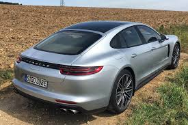 4 door porsche 2018 porsche panamera 4 e hybrid review the smart choice in plug