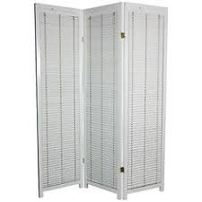 Nautical Room Divider Wood Room Divider With Adjustable Louvers And Arched Tops 310