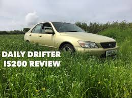 lexus is300 maintenance cost owning a lexus is200 daily drifter review youtube