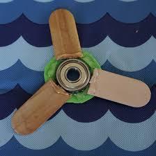 kids craft summer fidget spinner project by decoart