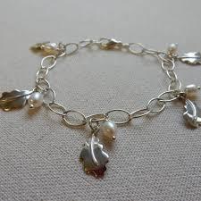 leaf charm bracelet images Anne reeves jewellery bracelet jpg