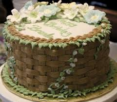 Decoration Of Cake At Home Best 25 Basket Weave Cake Ideas On Pinterest Cake Basket