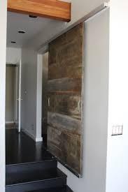 Modern Barn Doors Interior by Residential Barn Doors Refinished Original Arched Top Door Loversiq
