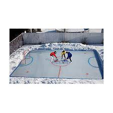 Build Backyard Ice Rink by Arctic Ice Backyard Ice Rink Build A Home Ice Skating Rink Polyvore