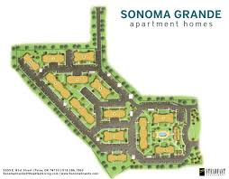 Huge Floor Plans 1 2 U0026 3 Bedroom Apartments For Rent Sonoma Grande