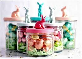 Easter Decorations Using Mason Jars by Crafts For Easter U2013 Jam Jars Can Replace Easter Baskets Interior