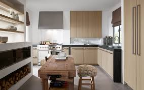 kitchen modern rustic style for kitchen with wooden table and